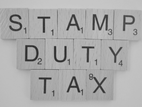 stamp duty tax holiday